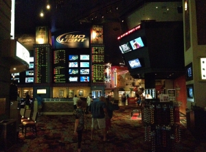 sports betting walls